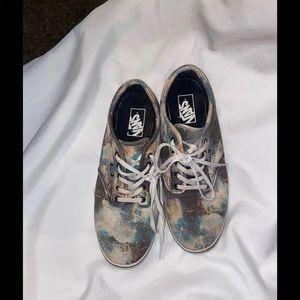 Vans Galaxy Print sneakers 10